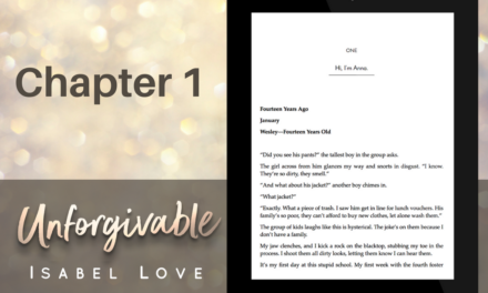 First Chapter Friday: Unforgivable